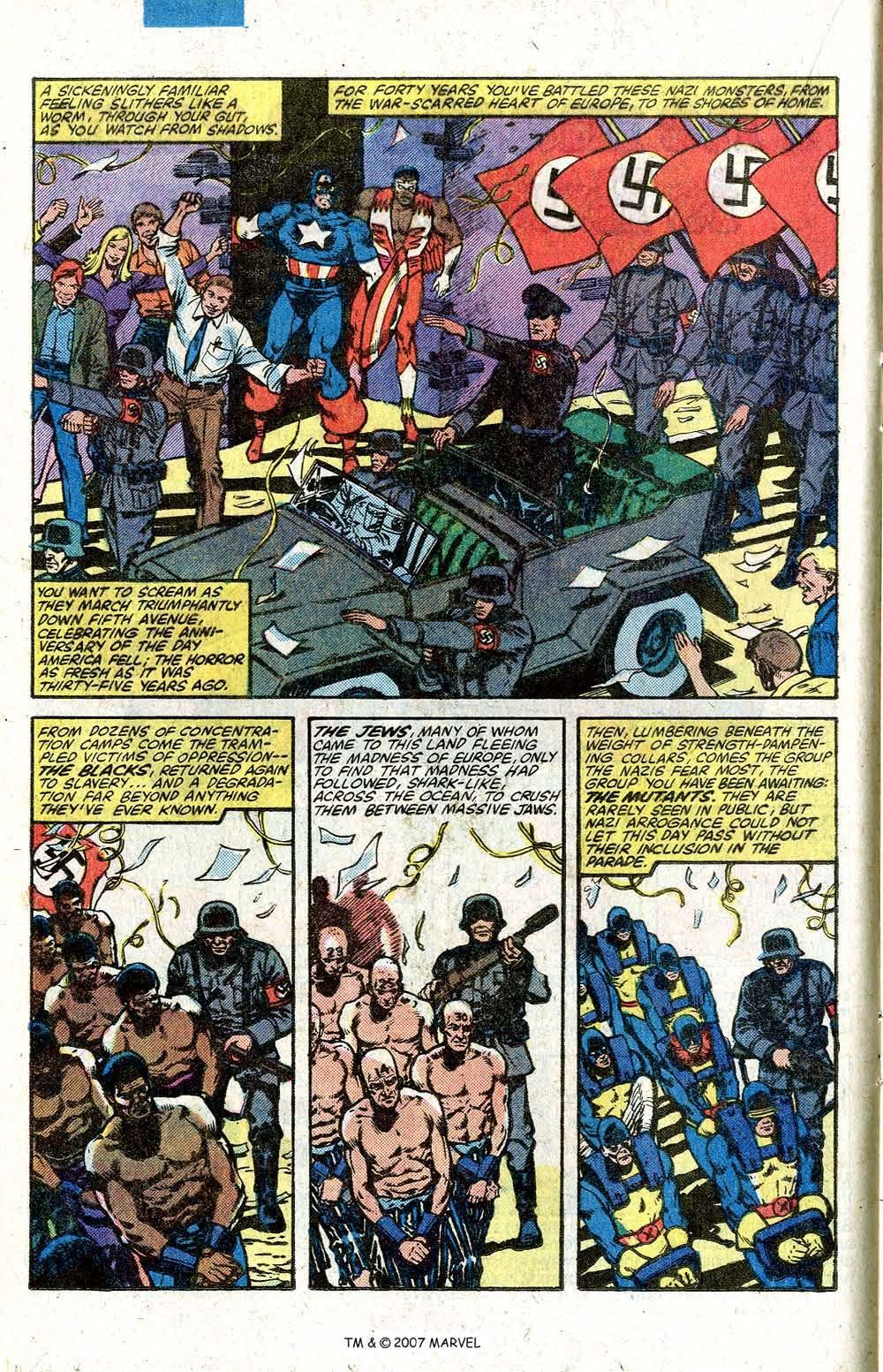 Captain America (1968) Issue #264 #179 - English 16
