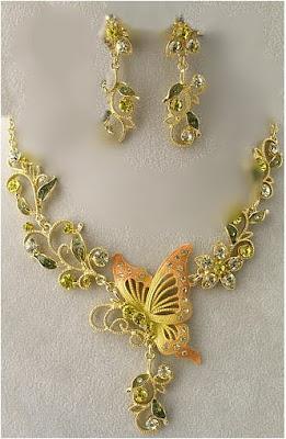Fashion Jewel models