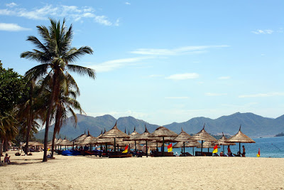 Nha Trang beach - The most beautiful beach in Vietnam