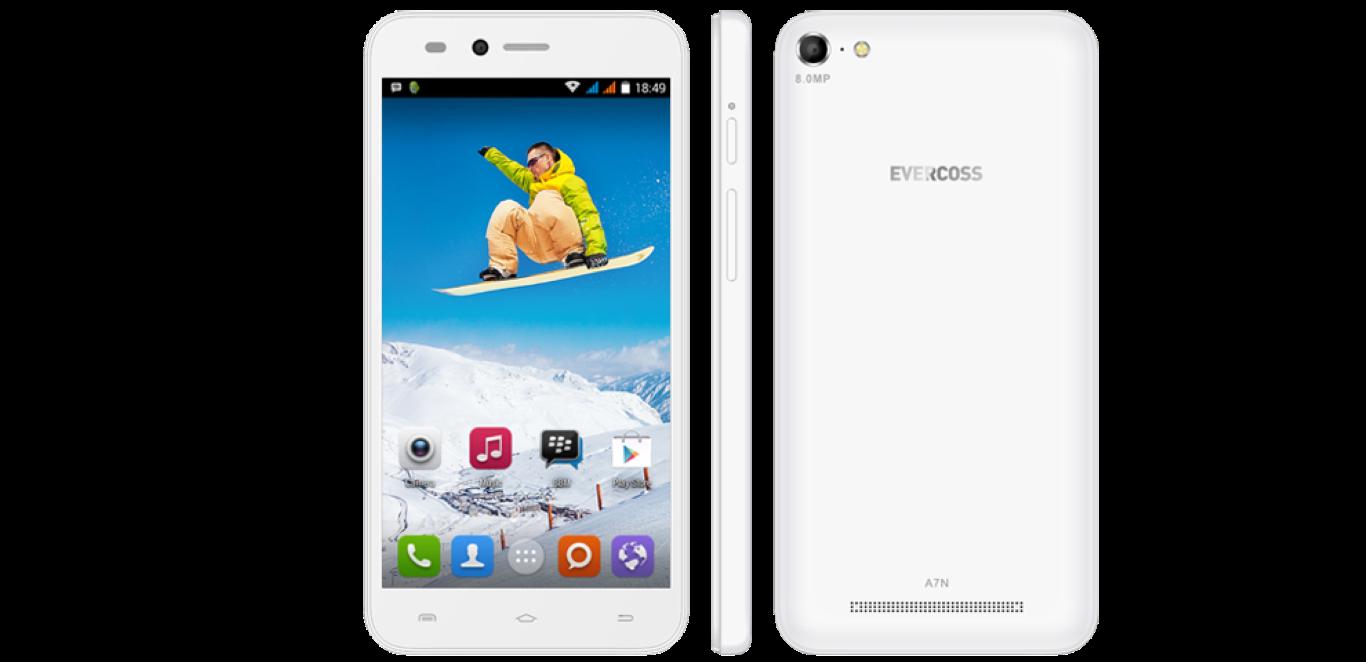 Spesifikasi Evercoss A7N, HP Android Murah Cocok Untuk Game