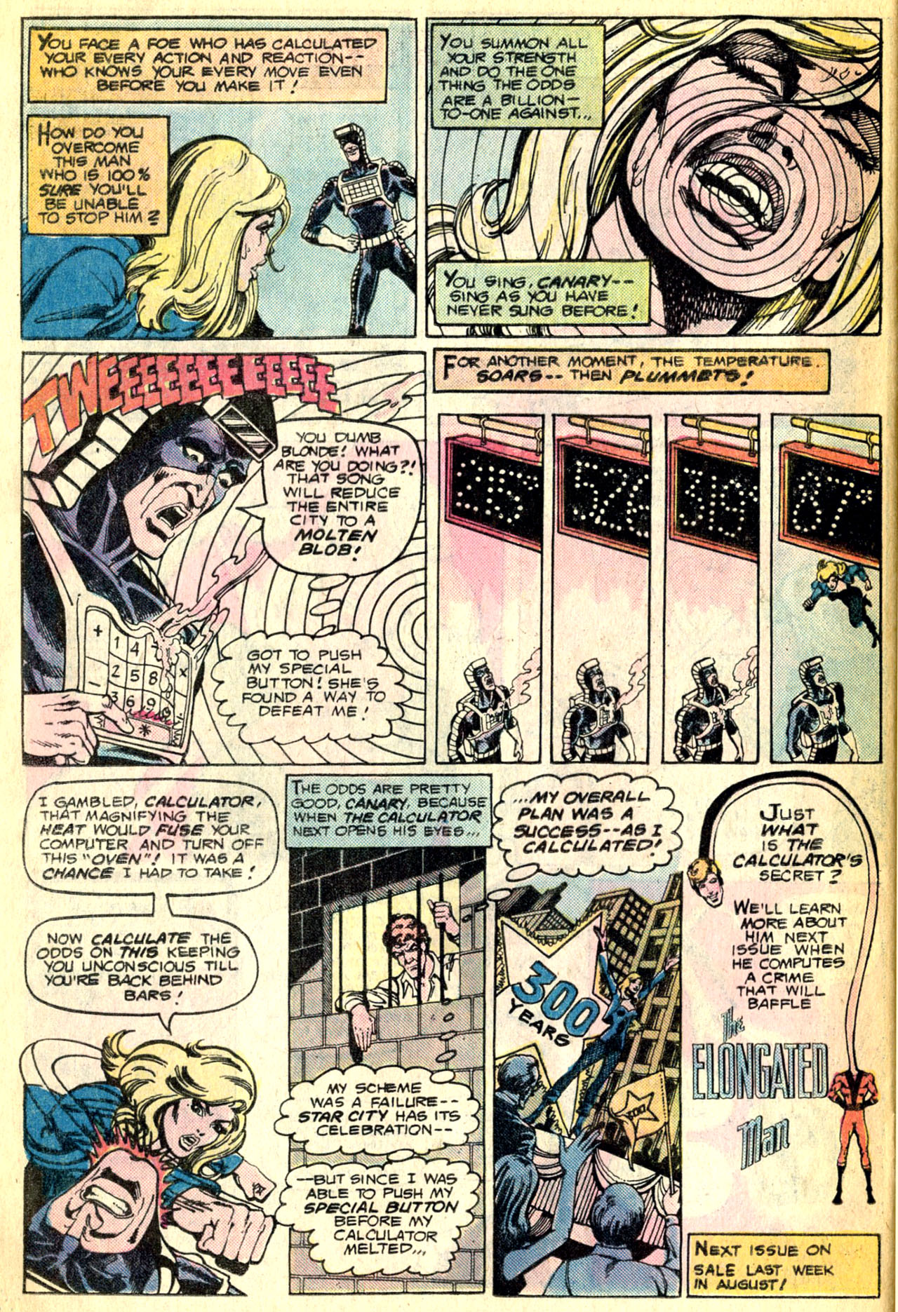 Detective Comics (1937) Issue #464 Page 32
