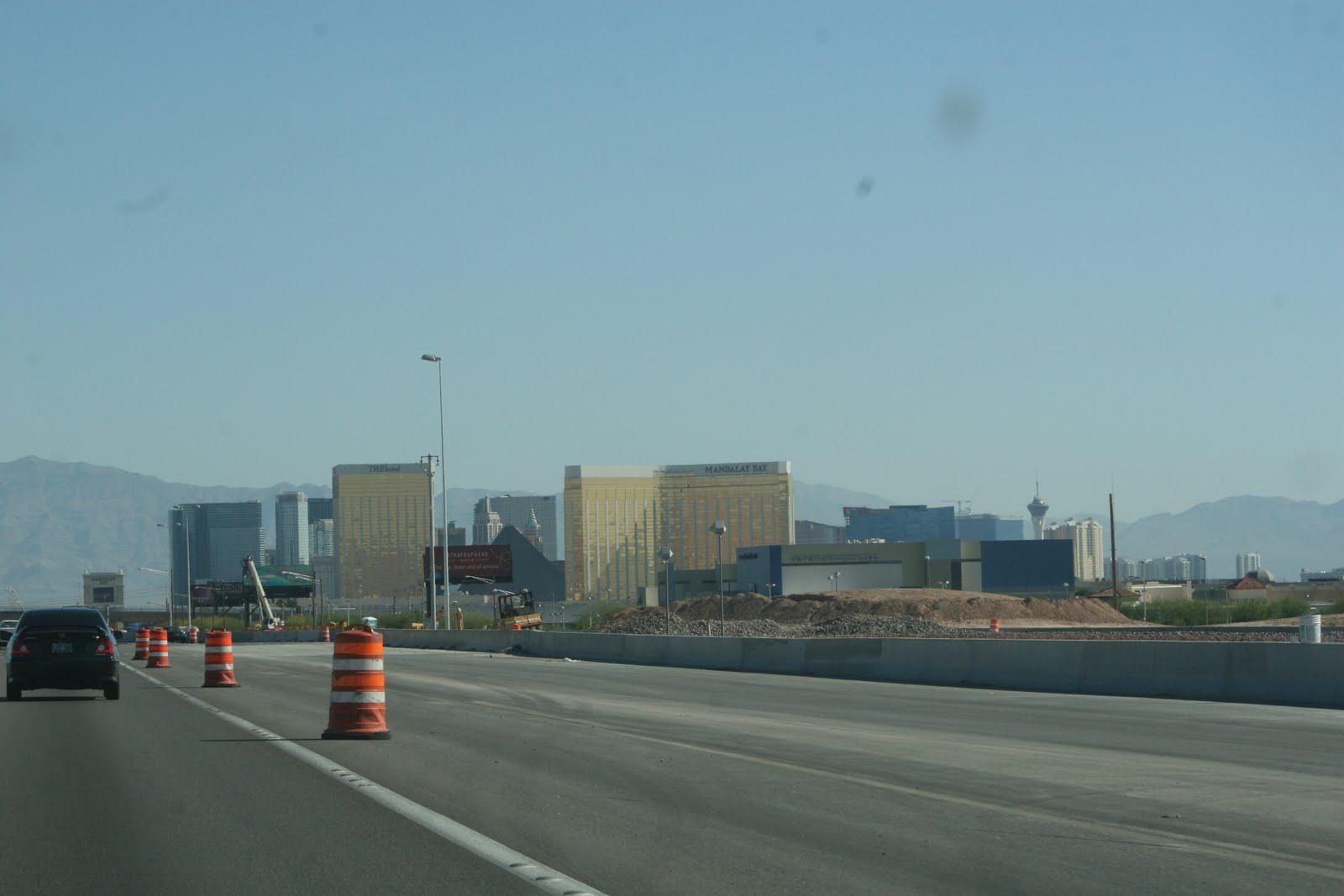 The Starnes Family: Las Vegas - Day 1