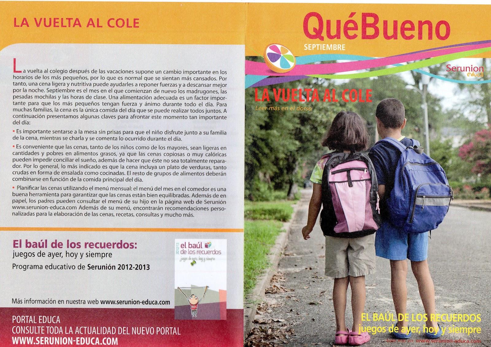 Ampa angelo roncalli septiembre 2012 for Sala fundicion programacion