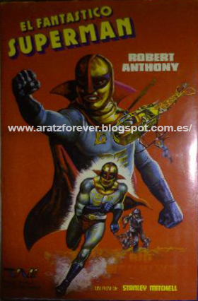 Goldface, El fantástico superman, Goldface il fantastico Superman, Stanley Mitchell, Bitto Albertini, Espartaco Santoni, Robert Anthony, Evi Marandi