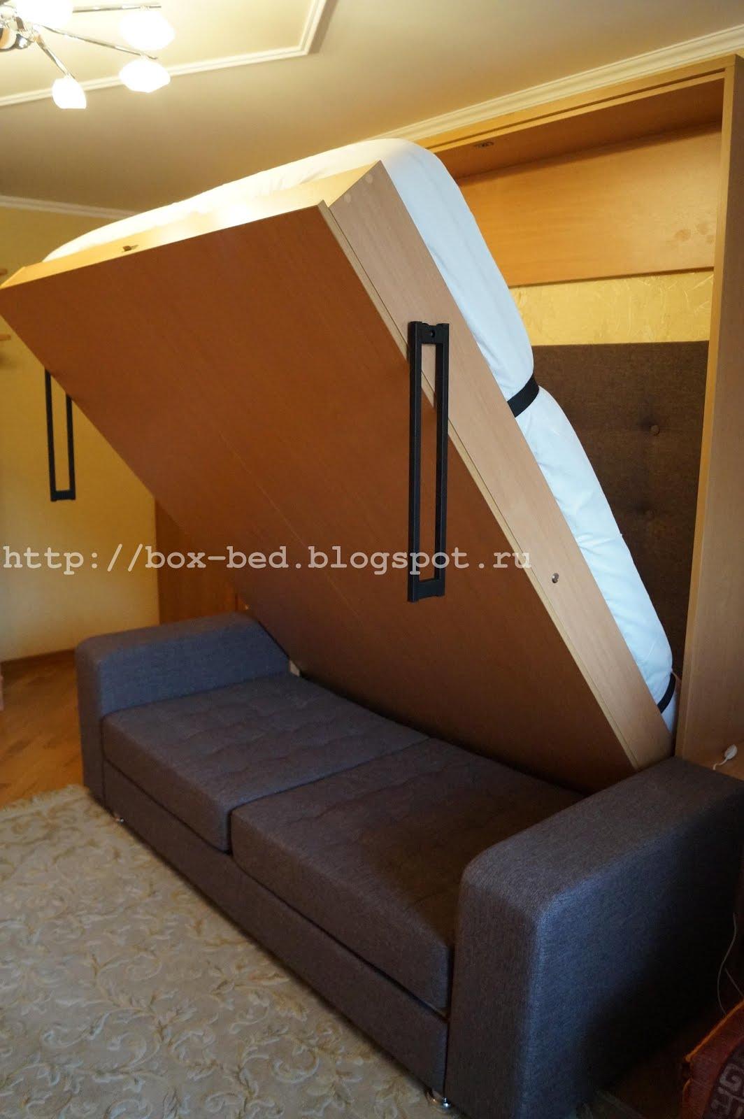 Каталог кроватей