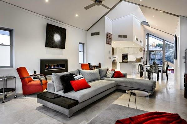 Ideas de salas comedor modernas colores en casa for Modelos de sala comedor modernas