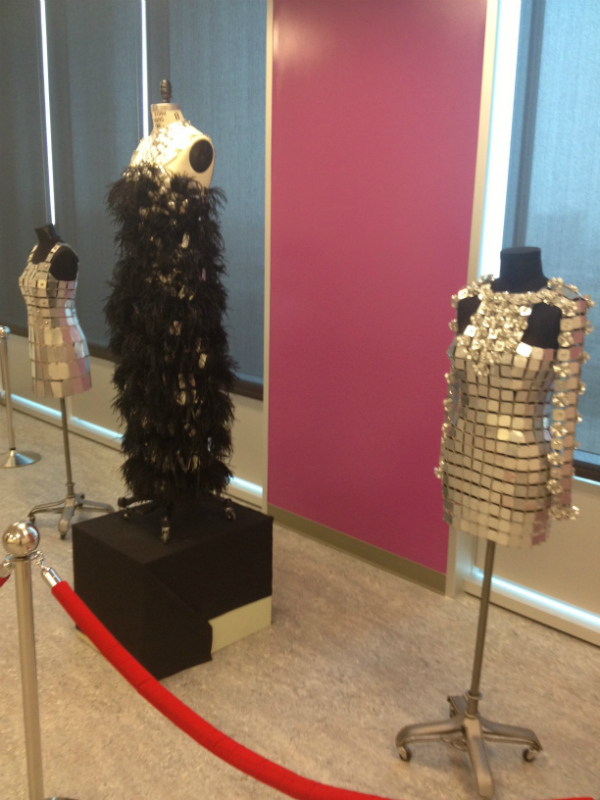 olds college, fashion institute, opening