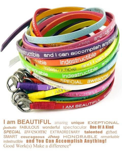 Good Works I Am Bracelet