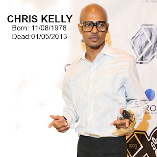 CHRIS KELLY *** IN MEMORY ***