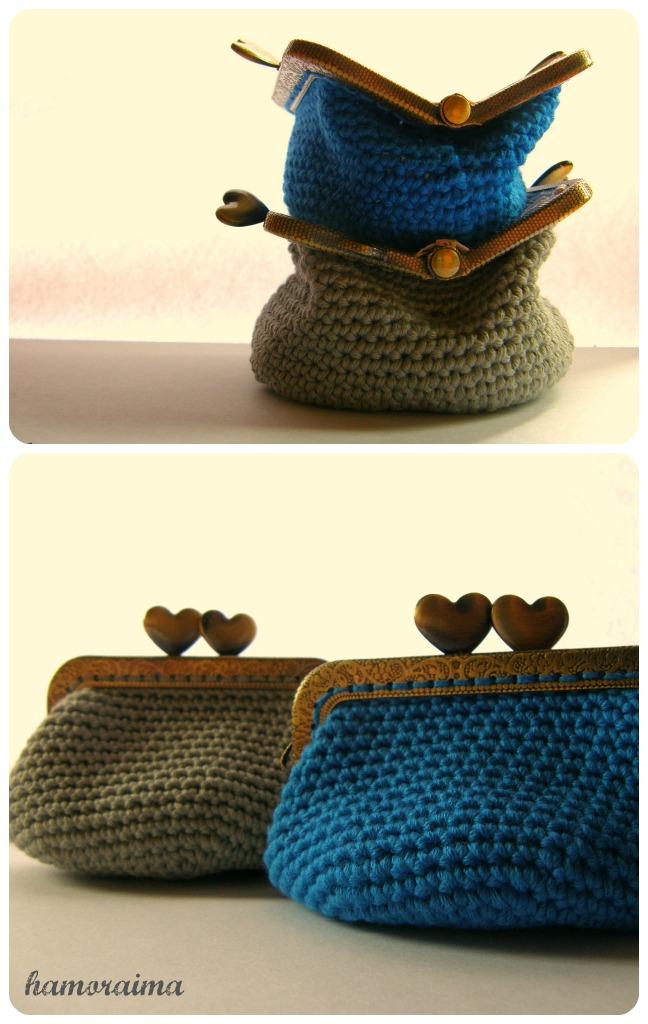 ... monederos similares en Monederos de crochet 1 y Monederos de crochet 2