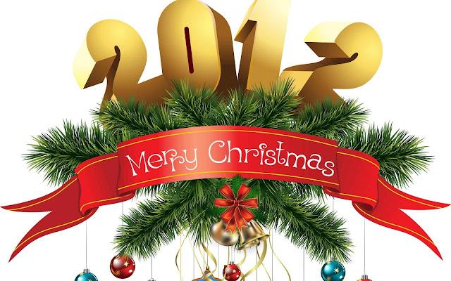 Feliz navidad 2012 en ingles