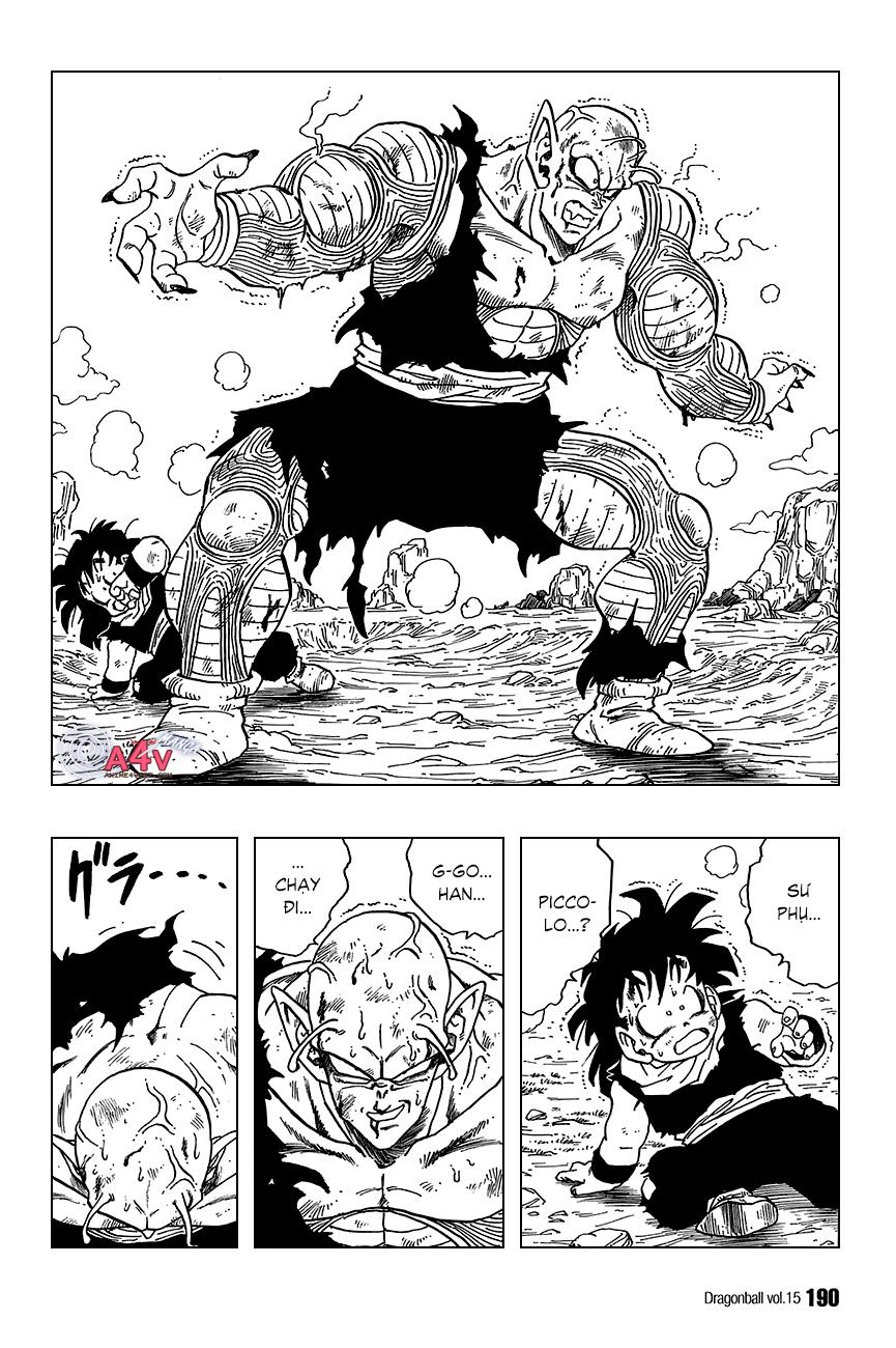 Dragon Ball - Bảy Viên Ngọc Rồng trang 3