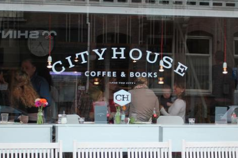 Cityhouse Coffee and Books