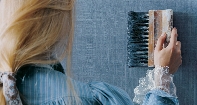 Ralph Lauren Home Indigo Montauk Floral Duvet Cover Blue