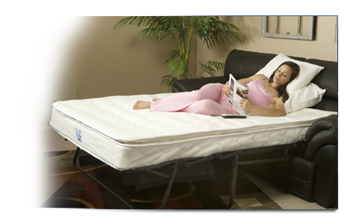 Furniture divano how to make your guests feel at home for Sofa bed quality mattress
