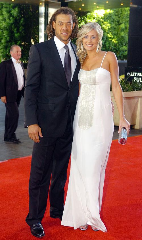 andrew symonds with his wife celebritiescouples