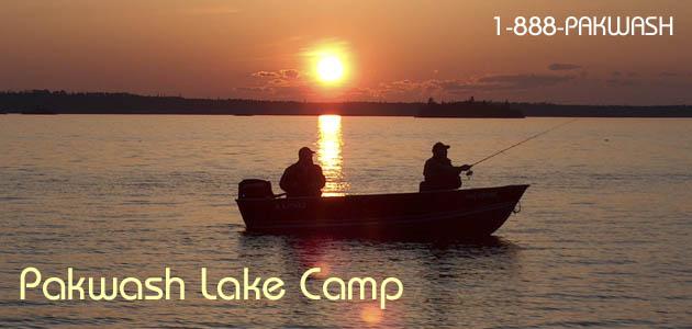 Let's Go Fishing!  Pakwash Lake, Red Lake  &  Ear Falls, Ontario