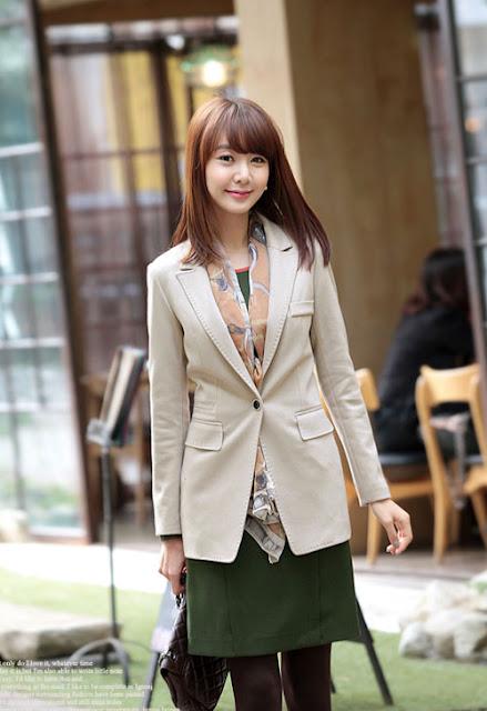 Những mẫu áo vest nữ hàn quốc đẹp dành cho các chị em trong mùa thu đông