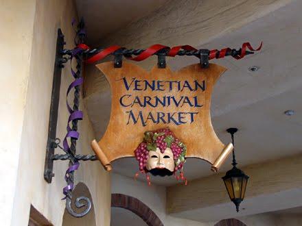 ヴェネツィアン・カーニバル・マーケット