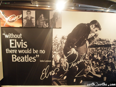 Elvis and The Beatles