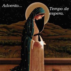 Santa mãe de Deus rogai por nós