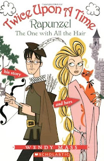 bookcover of Rapunzel, the One With all the Hair  by Wendy Mass