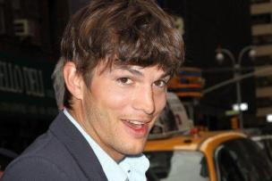 Ashton Kutcher Replaces Charlie Sheen