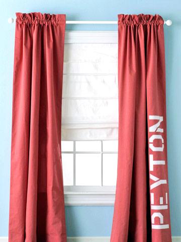 The Best Modern Design: 2012 Bargain Window Treatment Ideas