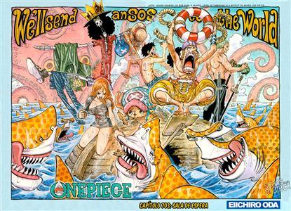 One Piece Mangá 703 Português akianimes.com