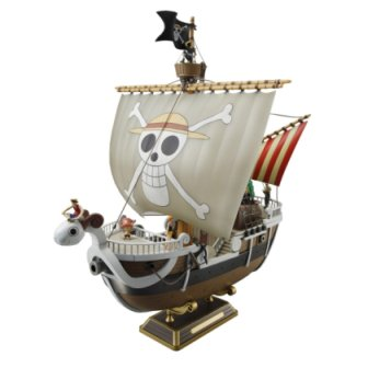 one piece anime - going merry ship figure