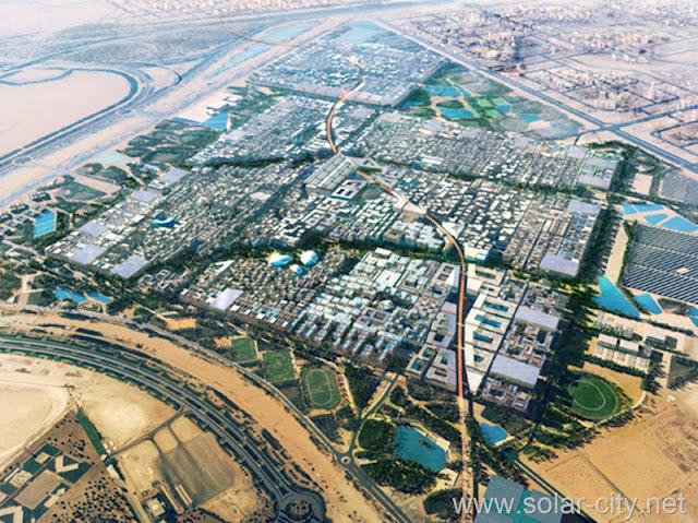 الطاقة الشمسية في الامارات