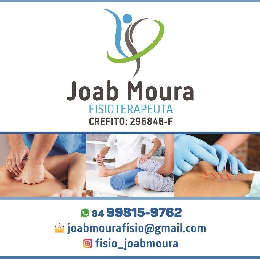 JOAB MOURA FISIOTERAPEUTA