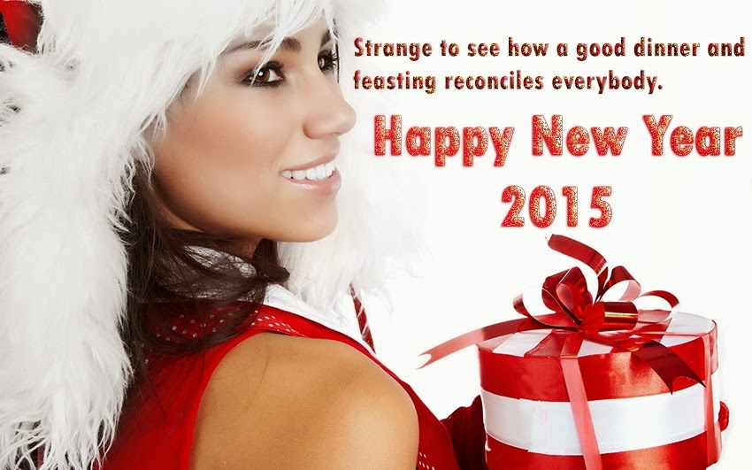 Happy New Year 2015 Lovely Romantic Quotes