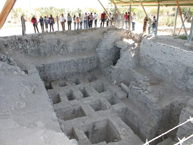 Wari - Complejo arqueológico Wari (Ayacucho-Perú) - HistoriaDeLasCivilizaciones.com