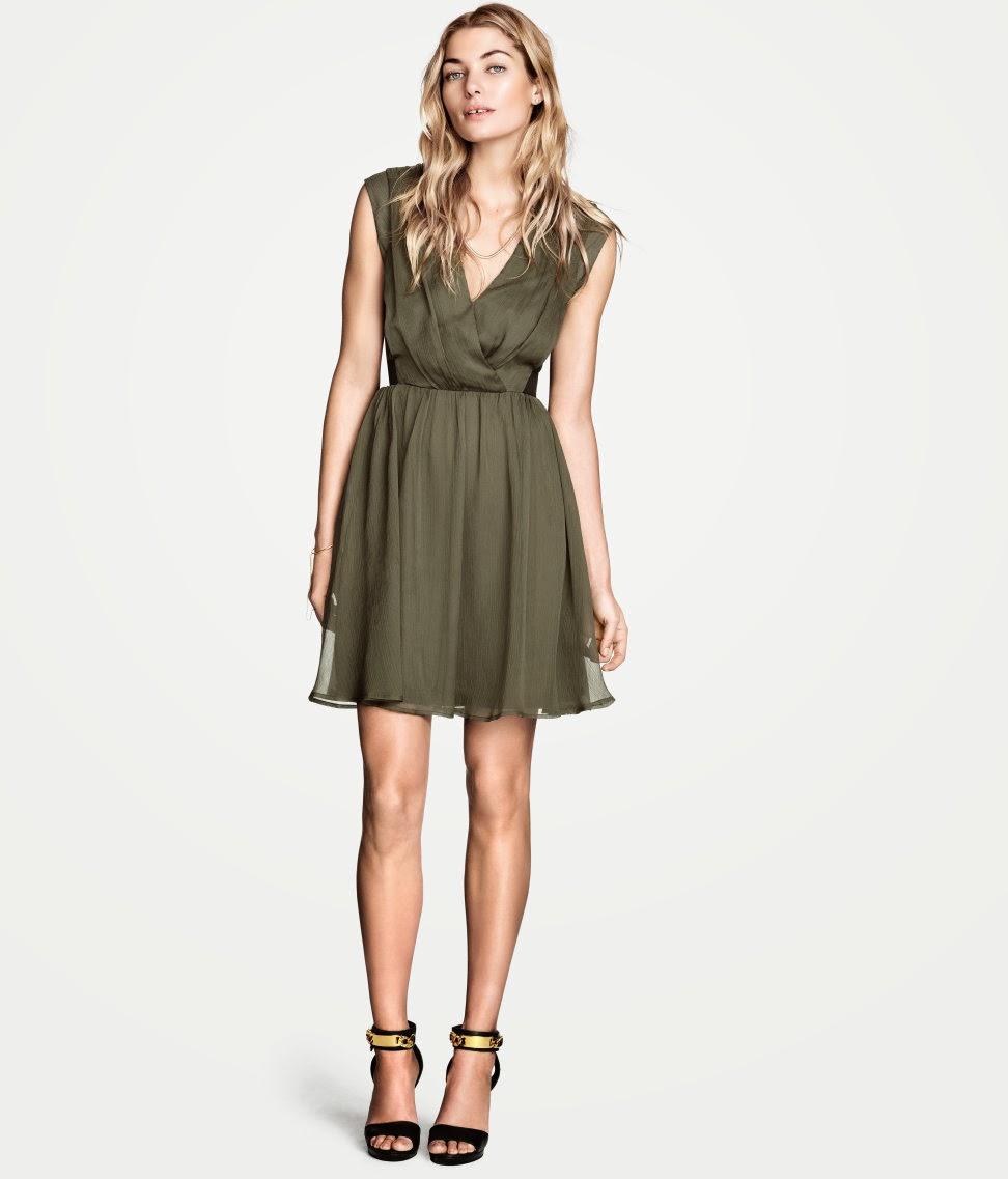 belden+b%C3%BCzg%C3%BCl%C3%BC H & M 2014 Sommer Kleidung Models