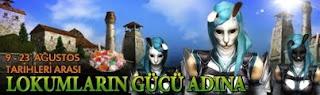 Ücretsiz MMORPG Rappelz Lokum Etkinliği