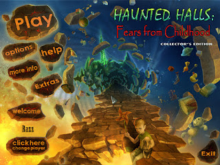 Haunted Halls 2: Fears From Childhood Collector's Edition [FINAL]
