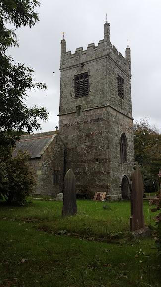 Colan Church Cornwall