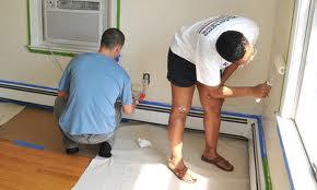 Como poder preparar las paredes antes de pintarlas