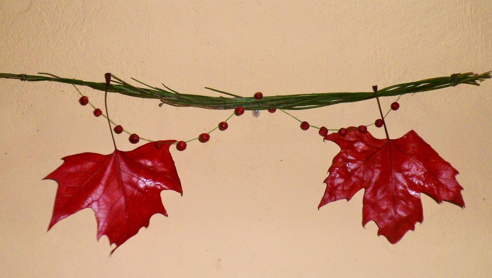El Arte De La Naturaleza Adornos De Navidad Artesanales