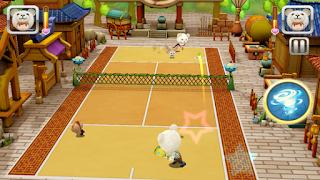 game tennis 3d terbaik di android