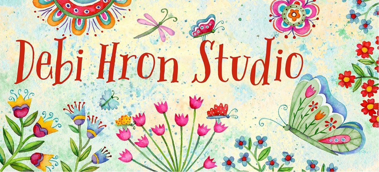 Debi Hron Studio