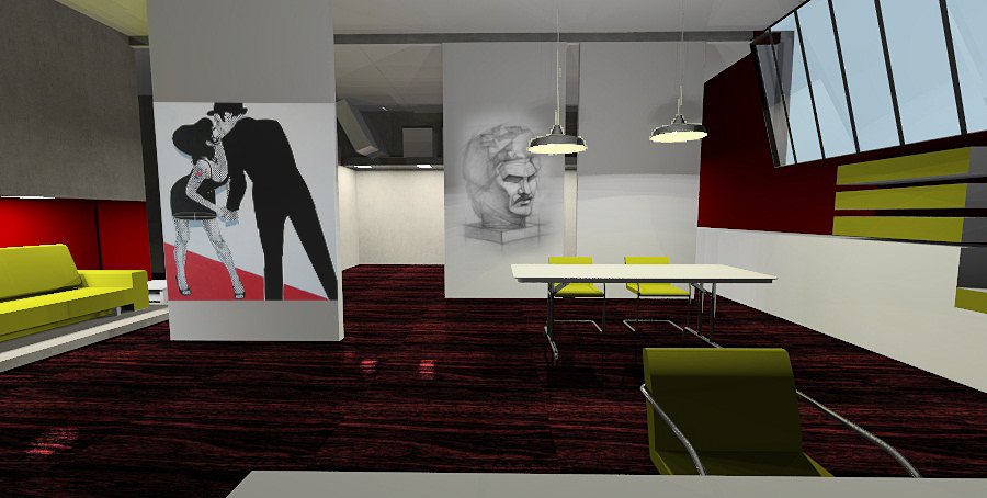 New York Apartment Interior Design Design For The Artist
