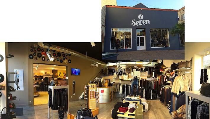 nouvelle boutique : SEVEN