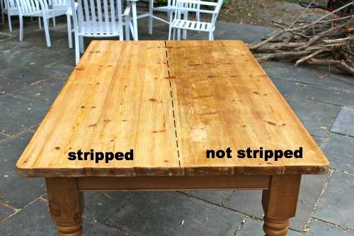 Diy Dining Room Table Makeover Thatu0027s My Letter: Diy Farmhouse Table  Makeover Part 91