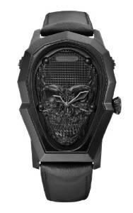 Marc Ecko Men's E11554G1 The Prometheus Three Hand Watch
