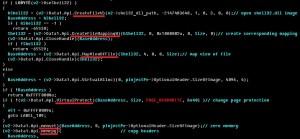 メモリ使用状況:ESETセキュリティブログ
