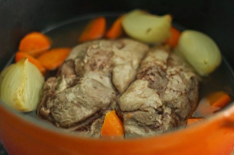 ... Canard à l'orange ( Duck breast in Orange sauce) 法式香橙鸭胸