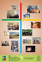 Imagens do II Congresso de Evangelização e Missão da América Latina e Caribe da OFM, em Canindé