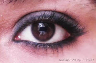 Indian Eye makeup using Kohl